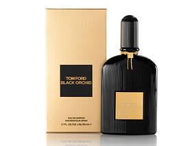 Женская парфюмированная вода Tom Ford Black Orchid (богатый цветочно-шипровый аромат) | Реплика