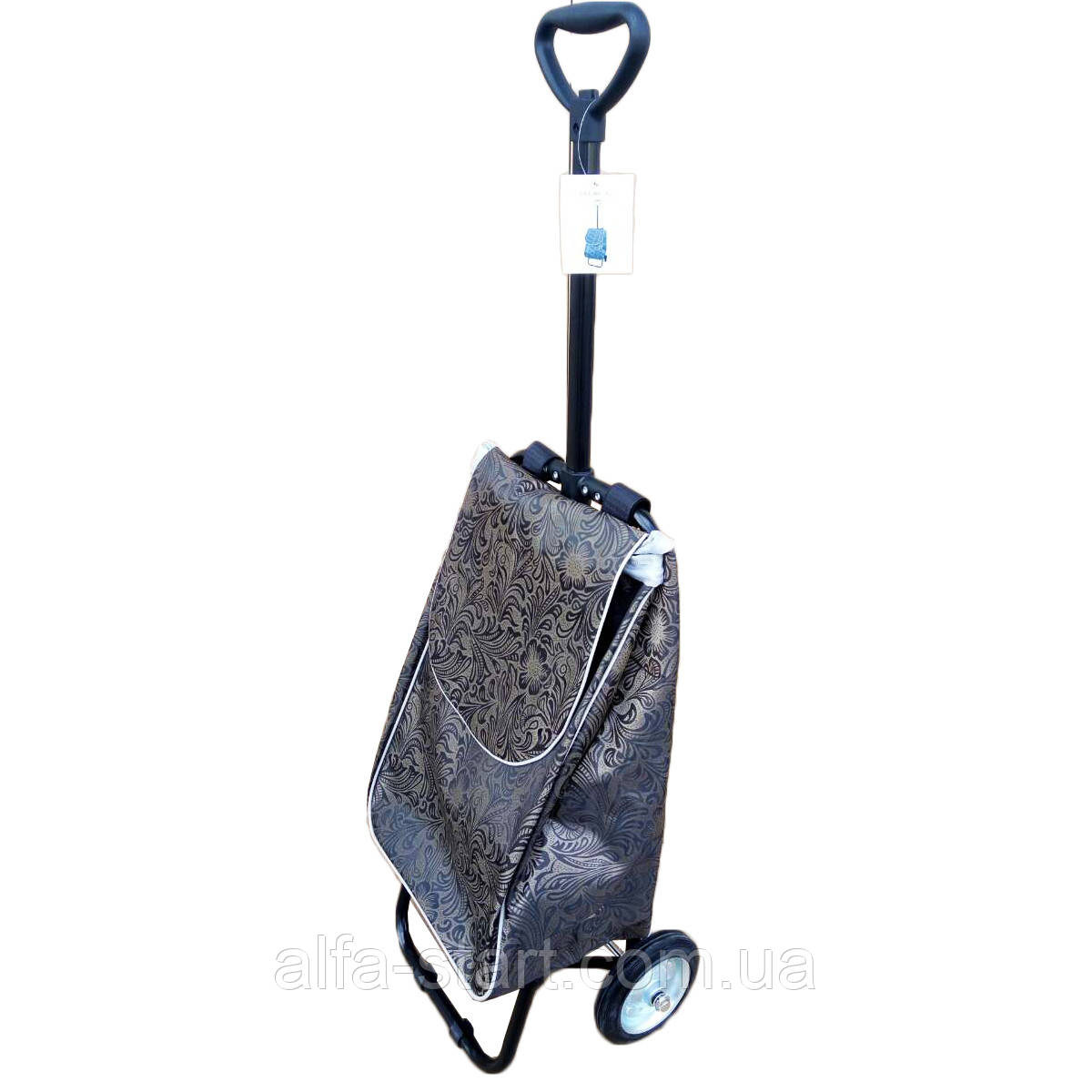 b6956ba78903 Цветная хозяйственная водонепроницаемая сумка тележка на колесах с  выдвижной ручкой -