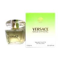 Женская туалетная вода Versace Gold Crystal от Versace (Версаче), легкий, чарующий аромат