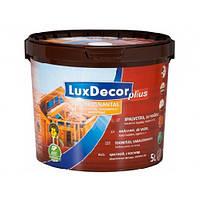 Пропитка для дерева LuxDecor Plius (каштан)