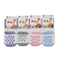 """Носочки  №0-1 """"A.D.N"""" с тормозами"""