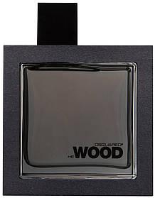 Мужская туалетная вода Dsquared2 Silver Wind Wood (дискваред2 Сильвер Винд Вуд) | Реплика