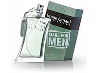 Мужская туалетная вода Bruno Banani Made for men Eau de toilette (бруно банани)