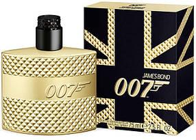 Мужской парфюм James Bond 007 Gold (Джеймс Бонд агент 007) | Реплика