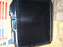 Радиатор Зил 130, Зил 131 (производитель ШААЗ, оригинал)  3-х рядный, медь, фото 4