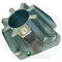 Шестерня пальця апарату в'язального Z 7 менша прес підбирачі John Deere 348   E44026 JOHN DEERE
