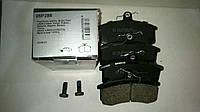 LPR 05P288 тормозные колодки передние ВАЗ 2108-2109