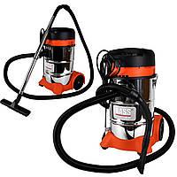 Профессиональные строительные пылесосы Bass Polska 4209 35L 1600W, фото 1