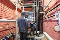 Проверка внутреннего пожарного водопровода (пожарных кранов)