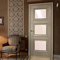 Двери межкомнатные Флоренция 1.3 ПО сосна мадейра, фото 1