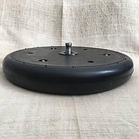 """Прикотуюче колесо в зборі ( диск поліамід) 2"""" x 13""""  з підшипником 885154"""