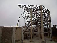 Каркасные сооружения Днепропетровск