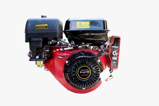 Запчасти на бензиновый двигатель D177F/188F (9-13л.с.)