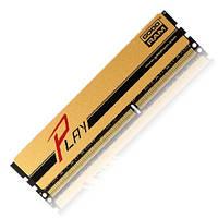 МОДУЛЬ ПАМЯТИ ДЛЯ КОМПЬЮТЕРА DDR3 8GB 1600 MHZ PLAY GOLD GOODRAM (GYG1600D364L10/8G)