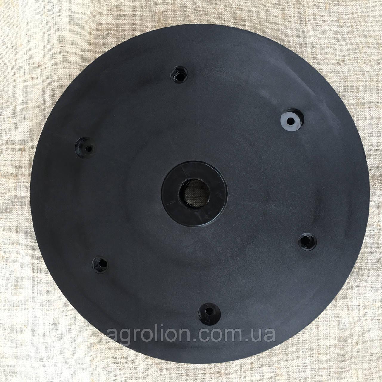 """Напівдиск прикотуючого колеса (диск поліамід) 2""""x13"""" d30"""