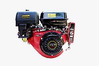 Двигатель мотоблочный в сборе под шпонку Ø25мм 9л.с.+стартер 177F