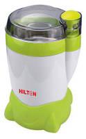 Кофемолка HILTON 3389 KSW зеленая