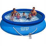 Надувной бассейн Intex Easy Set Pool 28132 Интекс