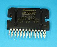 PAL007B;  (DBS25P)