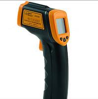 Термометр - пирометр цифровой инфракрасный AR320 (-32/+320°C)