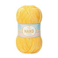 Пряжа для ручного вязания NAKO Elit Baby Muare