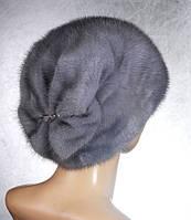 Женская меховая шапка Каприз из норки