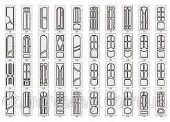 Двері вхідні Lacossta 201-240