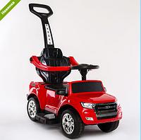 Каталка-толокар Ford Ranger M 3575EL-3 кож сиденье, акаммуляторная батарея ***