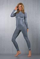 Комплект женского термобелья с шерстью мериноса HASTER MERINO WOOL зональное бесшовное шерстяное