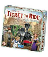 Билет на поезд: Германия (Ticket to Ride: Germany) настольная игра