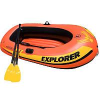 Гребная надувная лодка Explorer Intex (58332)