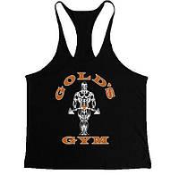 Спортивная майка Golds Gym, черная