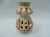 Аромалампа керамическая высота 16 см, фото 1