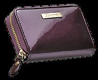 Кожаный футляр для пластиковых карт визитница langres ls.820300-30 glaze сливовый