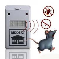 Электронный отпугиватель грызунов и насекомых Riddex, 200 кв.м.