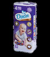 Подгузники Dada Premium 4 (7 - 18 кг) 50 шт