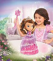 Кукла Disney София Прекрасная Танец принцессытанцуети поет  Junior Sofia the First Magic Dancing Doll