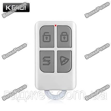 Пульт брелок для GSM сигнализации Kerui, фото 2