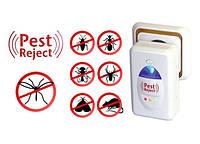 Отпугиватель насекомых и грызунов pest reject, 200 кв.м, ультразвук