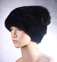 Женская меховая шапка Эйприл из норки