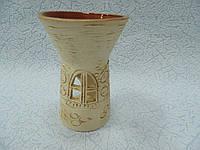 Аромалампа керамическая высота 13 см, фото 1