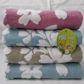 Качественное махровое  кухонное полотенце в цветах 0,35 x 0,75