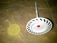 Дюбель Wkret Met Eco Drive размер 8х370 мм. для пенопласта и базальтовой ваты телескопический с заглушкой