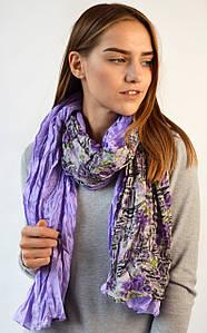 Разноцветный шарф-труба