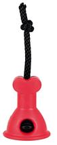 Держатель для жевательной косточки, резина, 8 х 10см, фото 3