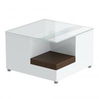 Стол для зоны ожидания Ginza, ламинированный Panda