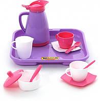 Набор детской посуды Алиса на 2 персоны