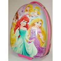 """Детский чемодан на колесах """"Принцессы"""" для детей 3- 8 лет"""