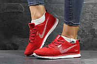 Женские кроссовки Nike Zigmaze красные 3008