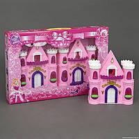 Кукольный Замок Св 888-1 на батарейке, свет, звук